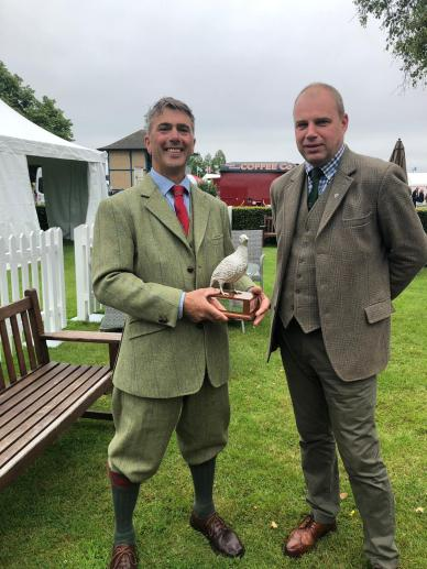 grey partridge award 2019 photo